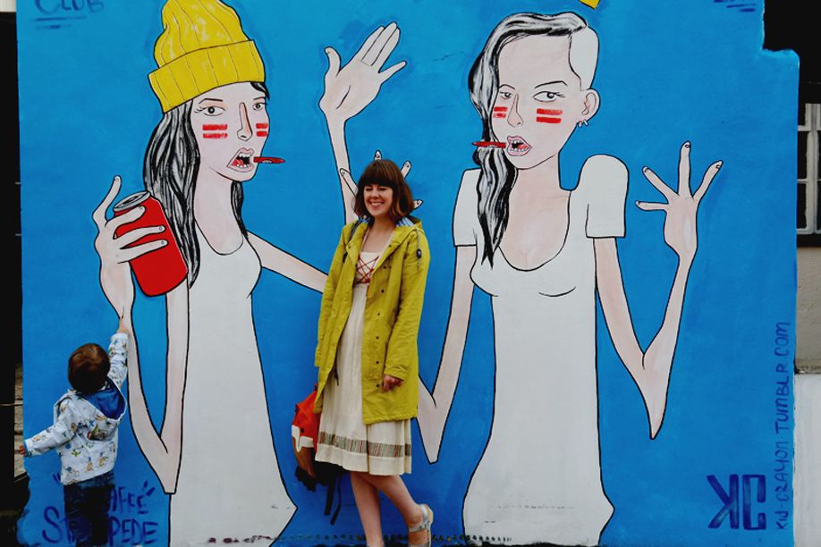 street art manfrotto fashion