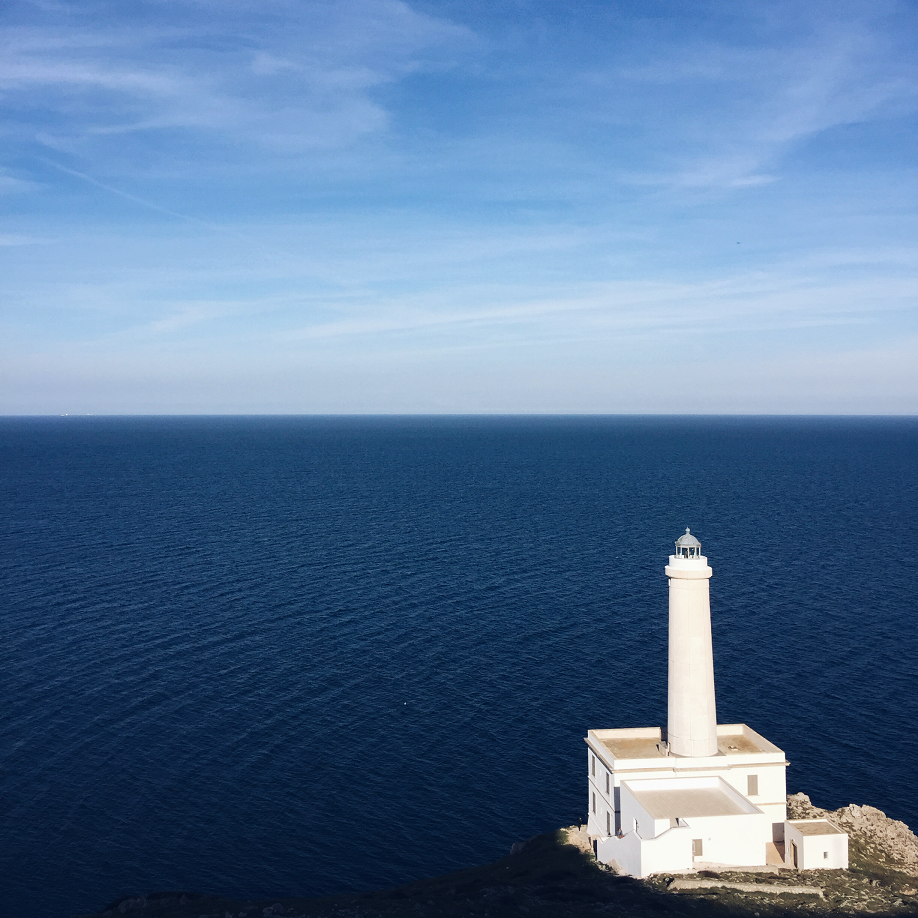 3 - Punta Palascia Lighthouse