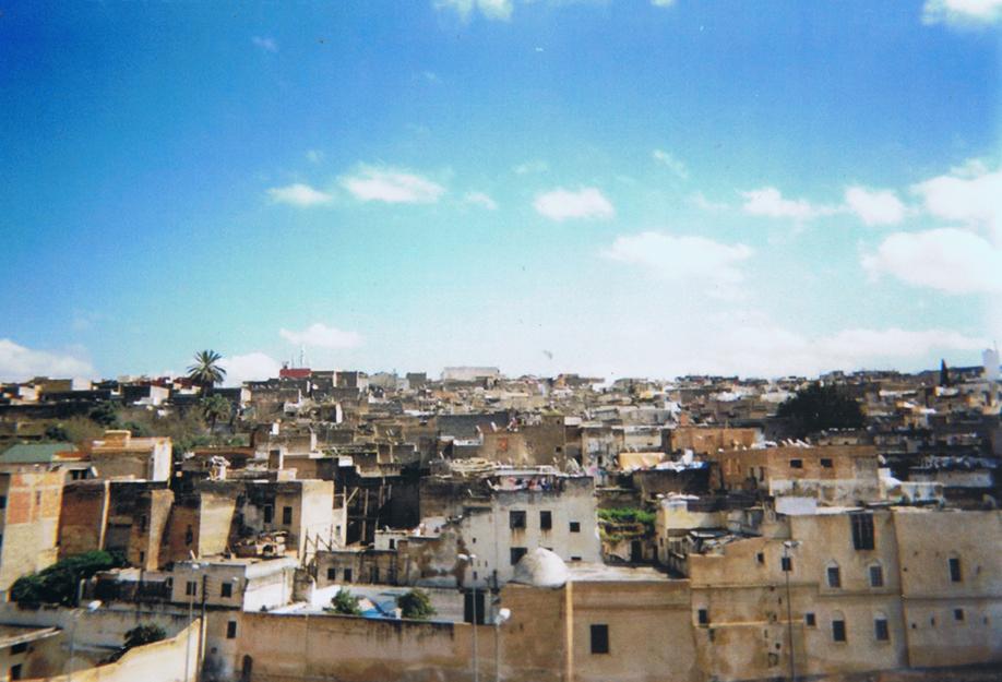 Disposable camera - ©jaimelemonde.fr - Morocco - Old City of Fez (1)