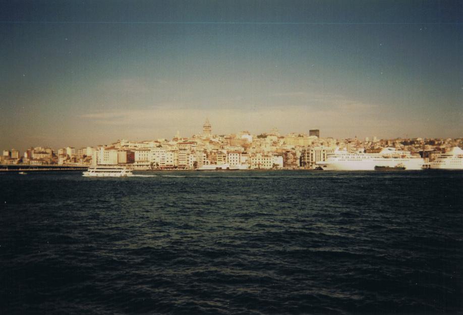 Disposable camera - ©jaimelemonde.fr - Turkey - Galata neighborhood in Istanbul (1)