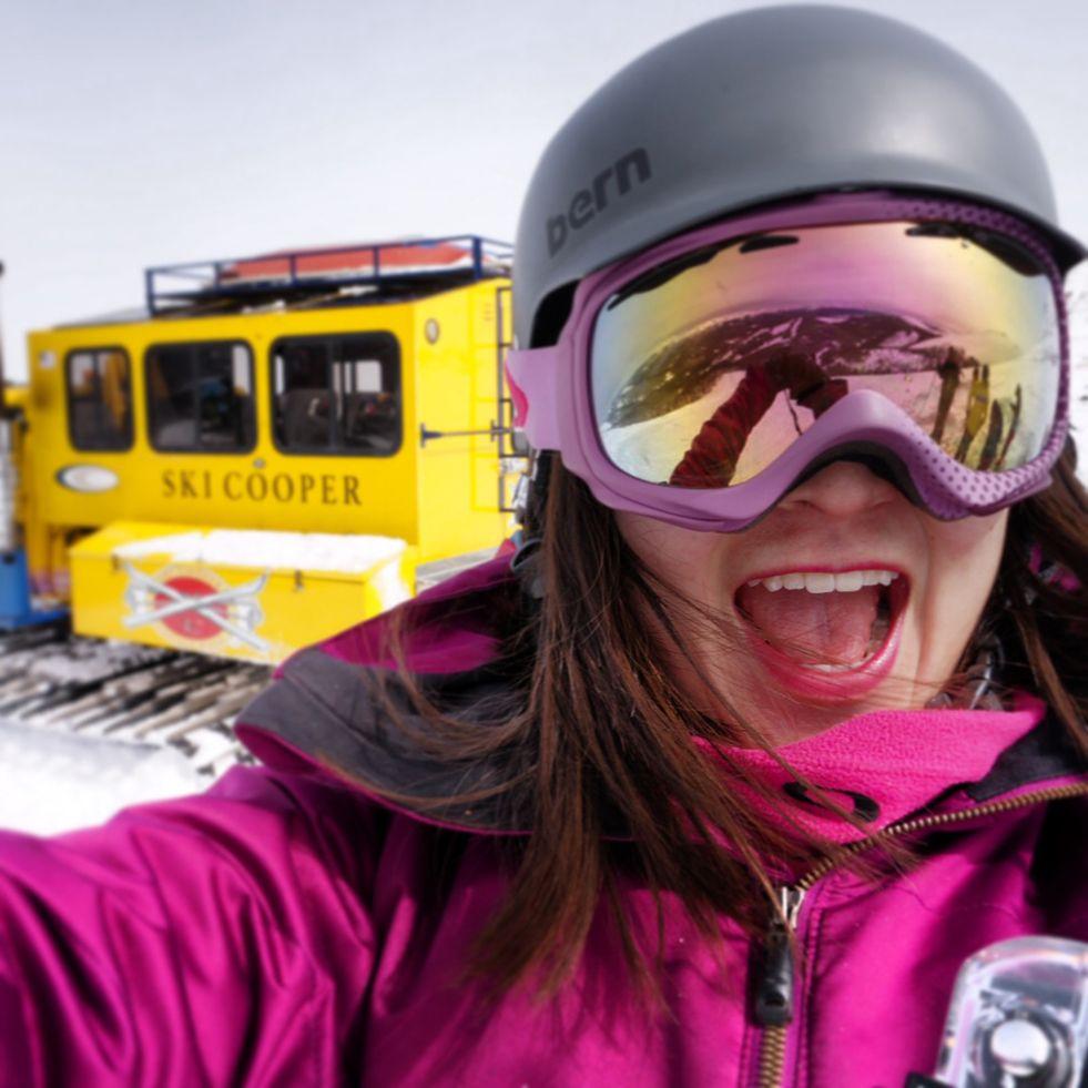 Juliana Broste_Ski Cooper Cat Skiing