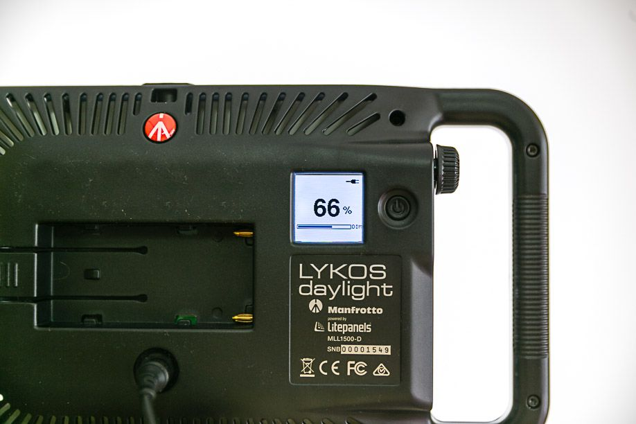 Manfrotto Lykos Daylight (2)