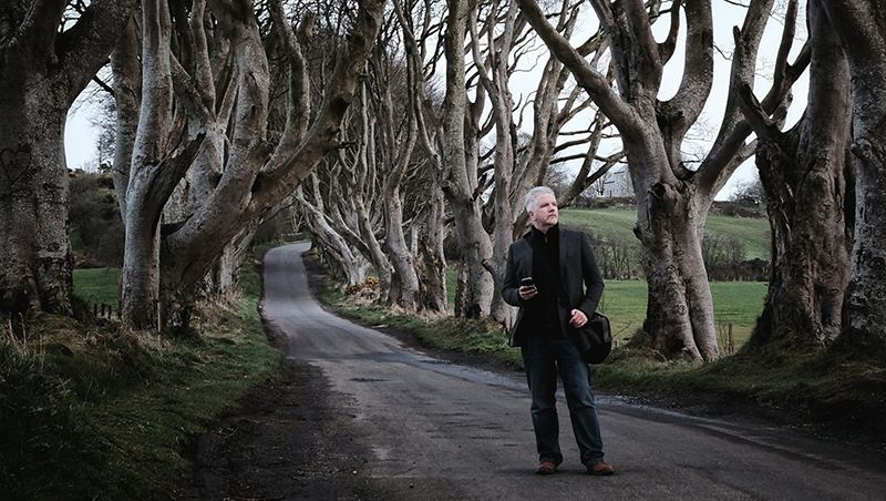 5. Dark Hedges