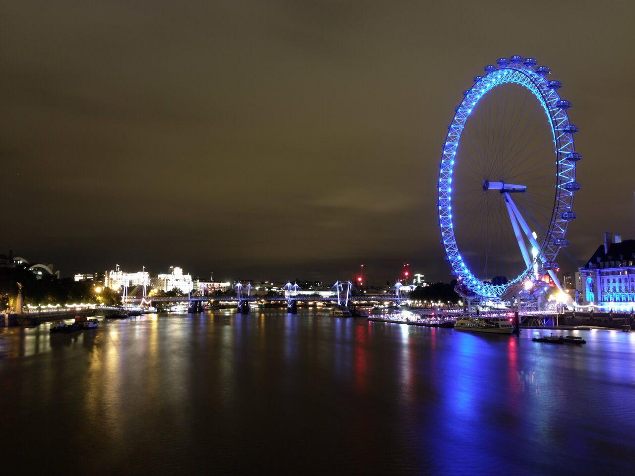 LondonEye-LongExposure